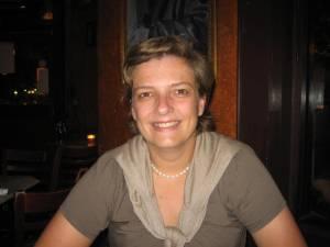 Peggy at Saint Ex