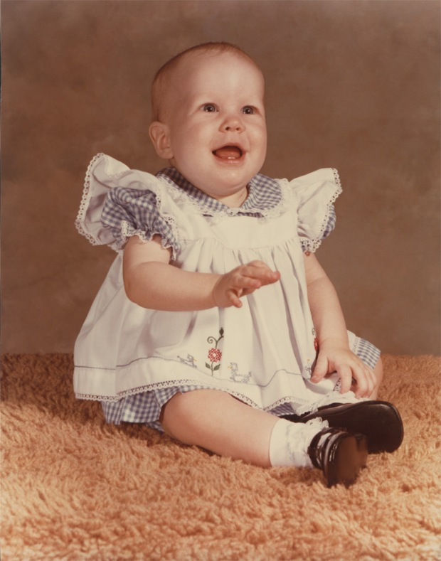 Cutest baby of all....yours truly!
